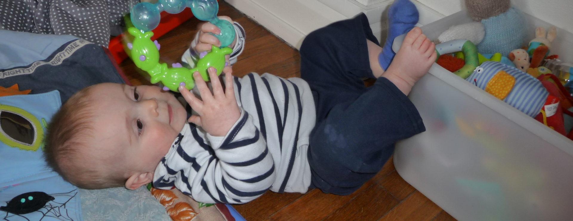 Bébé… acteur de son développement psychomoteur
